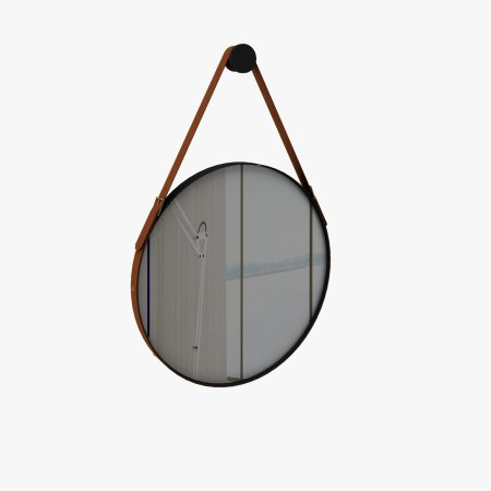 Espelho 60 x 60 cm Rudnick Onix 10579029