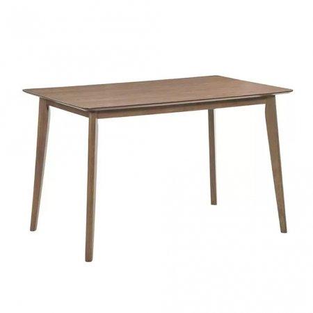 Mesa para Cozinha 120x75 cm com Pés Palito Nogueira 10394142