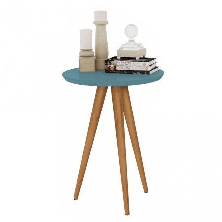 Mesa de Apoio 50x60 cm com Pés Palito Tiffany 10460023