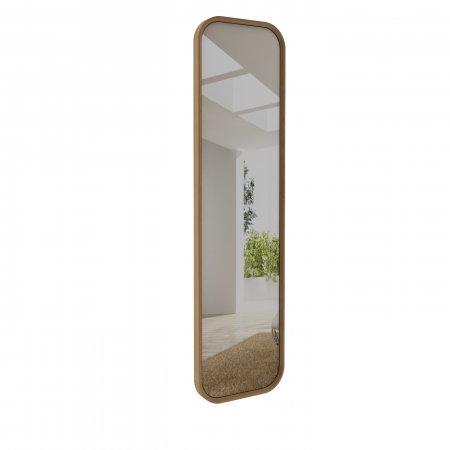 Espelho 150x40 cm Rudnick Palazo Natural 10579050