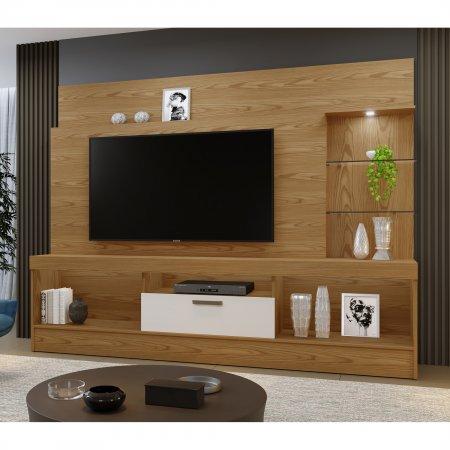Home 220 cm Damasco Soft com Off White 10034083