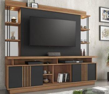 Home 210cm Noronha com Grafite 10184315
