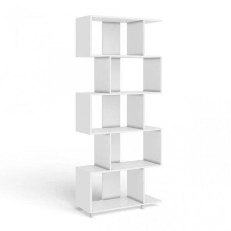 Estante Livreiro 70 cm Branco 10547001