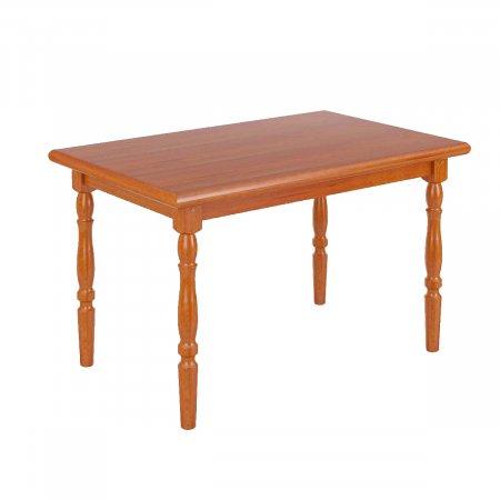 Mesa de Madeira 125 cm Mel 10143128
