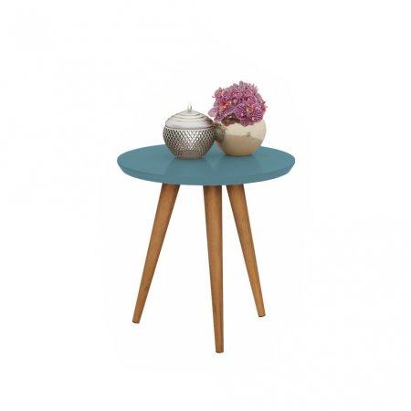 Mesa de Apoio 45x40 cm com Pés Palito Tiffany 10460024