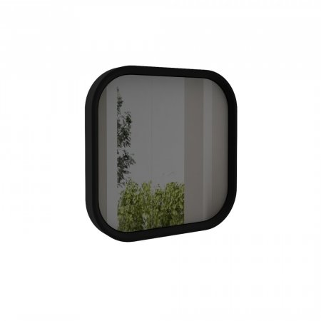 Espelho 40 x 40 cm Rudnick Palazzo Preto 10579053