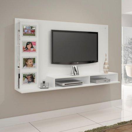 Painel de TV 182 cm Branco 10184339