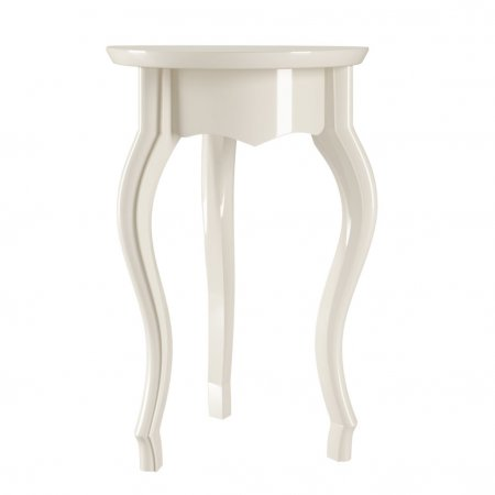 Mesa Lateral Alta 40 cm Off White 10180171