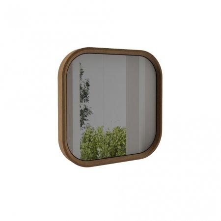 Espelho 40x40 cm Rudnick Palazzo Natural 10579052