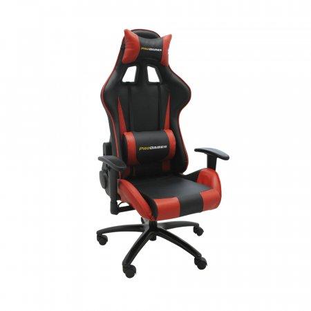 Cadeira Pro Gamer V2 Reclinável com Almofadas Vermelho com Preto 10394138