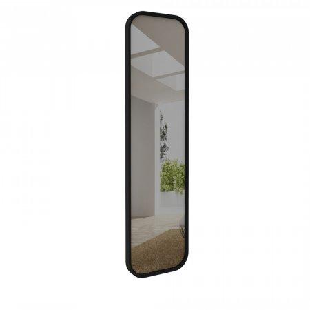 Espelho 150x40 cm Rudnick Palazzo Preto Fosco 10579051