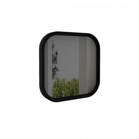 Espelho 40x40 cm Rudnick Palazzo Preto Fosco 10579053