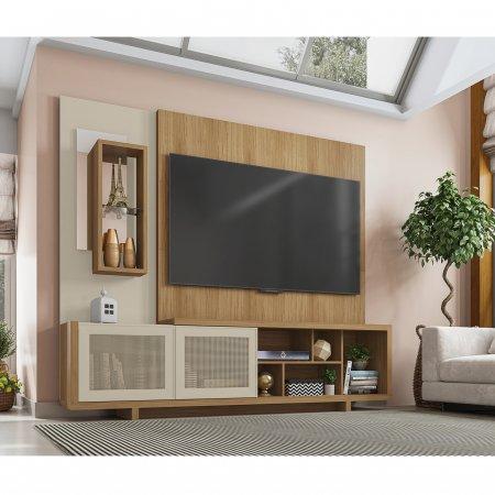 Home Linus 220 cm Buriti/Off White 10141015