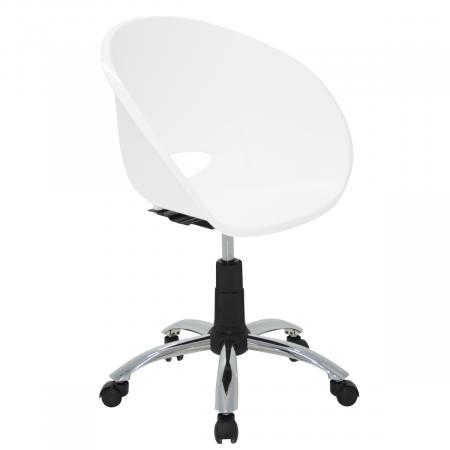 Cadeira Escritório Elena com Base Cromada 50012522