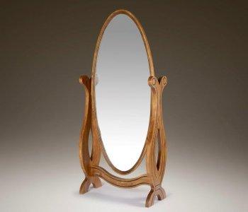 Espelho Basculante CCL Magnific 80x180 cm Mel Envelhecido 10215137